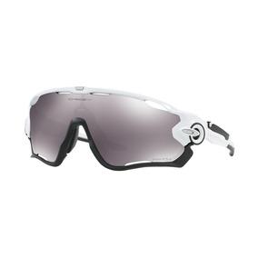 4e2f652b57a4a Óculos Performance Oakley Jaw Breaker White Prizm Black. R  639