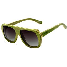 b90b305cd4e76 Óculos De Sol Evoke Wood Series 01 Bamboo Collection - Óculos no ...