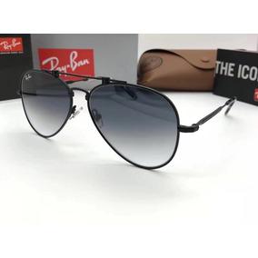 0721c1ce5ce59 Novo Ray Ban Aviator Rb 8041 086 Titanium Óculos De Sol - Óculos no ...