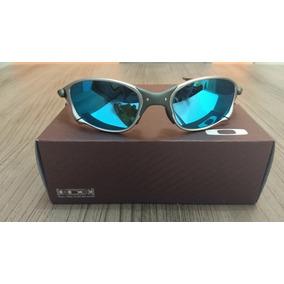 7864d9cb0a1de Oculos Oakley Double X Tio2 Xmetal Lente Ice Thug 24k Mars