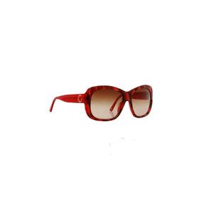 4a67560b6773d Óculos De Sol Versace 100% Proteção Uv Marrom Astes Vermelho
