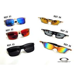 b80f5f735 Óculos Oakley Holbrook Metal Preto - Óculos no Mercado Livre Brasil