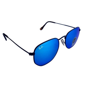 8e575196c91e8 Oculos Rayban Lente Azul Redondo - Óculos no Mercado Livre Brasil