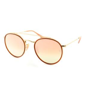 f31c787eaf2e3 Óculos De Sol Ray-ban Feminino Espelhado Rb 3647n 001 70 51