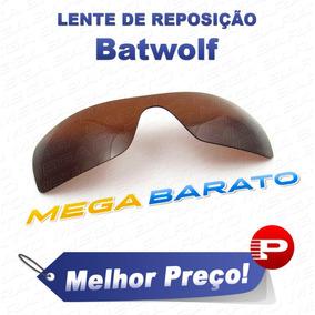c676dada51b4d Oculo Oakley Batwolf Marrom - Óculos De Sol Oakley no Mercado Livre ...