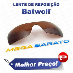 ec90594eca4f7 Oculo Oakley Batwolf Marrom - Óculos De Sol Oakley no Mercado Livre ...