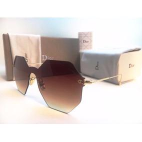 0231fa00e81e4 Oculos Feminino 2018 De Sol Dior - Óculos no Mercado Livre Brasil
