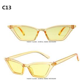 4951dea8cde78 Oculos Cat Amarelo - Óculos no Mercado Livre Brasil