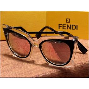 74b27a79eea15 Óculos Fendi Orchidea - Retrô - Vintage - Clássico °2599°
