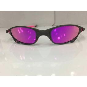 b1d17ed09f2b9 Brilho Do Sol Bijuterias De Oakley Juliet - Óculos no Mercado Livre ...