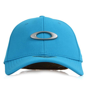 47dfbbef90c92 Bone Azul Bebe Oakley Tincan S m Original Simbolo Redondo