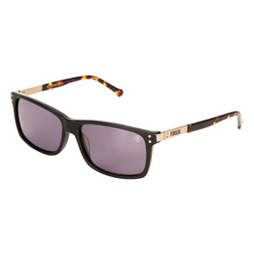 dbc0c5219ad73 Óculos De Sol De Sol Forum F0013a0403 Masculino - Cor Preto