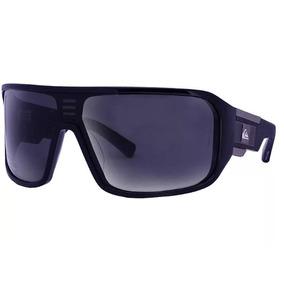 9fc3f63421ec0 Oculos Quiksilver Mackin Shiny Black - Óculos no Mercado Livre Brasil
