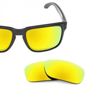 5545b6052285d Lentes Holbrook 24k De Sol Oakley - Óculos no Mercado Livre Brasil