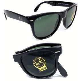 31f1e6882d09c Oculos Rayban Dobravel De Sol Ray Ban Wayfarer - Óculos no Mercado ...