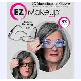 4ceb099bb6d91 Oculos Com Led Lente De Aumento Em 3x Maquiagem Sombrancelha
