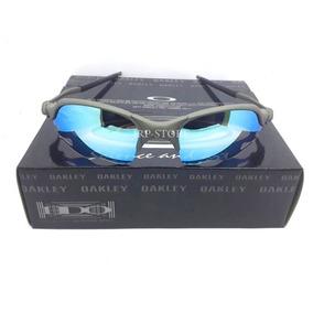 d2d25b7d9d74e Oakley Romeo 2 Polished Ice De Sol - Óculos no Mercado Livre Brasil