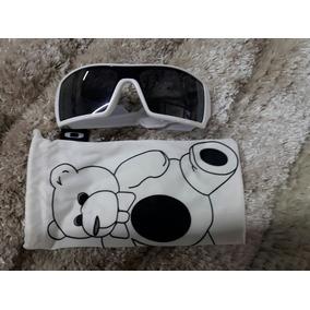 05b5ad2a4d702 Óculos Oakley Oil Rig T Pain Branco - Óculos no Mercado Livre Brasil