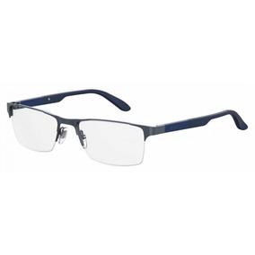 5ab4de704cc13 Oculos Masculino Carrera 5002 Azul De Sol Vogue - Óculos no Mercado ...