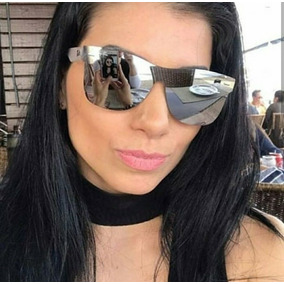 6ef5ab8111f4b Oculos De Sol Espelhado Colorido - Óculos no Mercado Livre Brasil