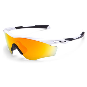 ec7f3e6ce1588 Óculos De Sol Oakley M2 Frame Xl Fire Iridium Oo9343. R  399