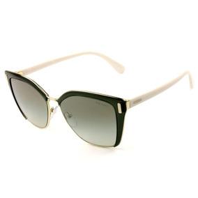 23345ba8655f1 Oculos Prada Quadrado De Sol - Óculos no Mercado Livre Brasil