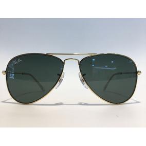 dada657a89521 Oculos De Sol Infantil Da Ray Ban Tamanho P - Óculos no Mercado ...