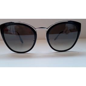 e5810c90c3530 Óculos De Sol Prada Butterfly Spr20u - Europa. R  2.200