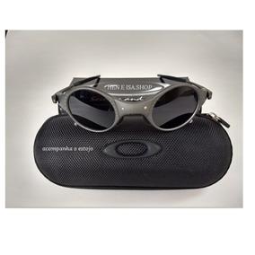 1d5c6fe9fee25 Oculos Oakley Mars Medusa Prera +teste+estojo+frete 12x S j