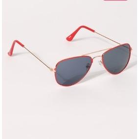 110c224db912b Oculos Infantil Sol Menina Aviador - Óculos no Mercado Livre Brasil
