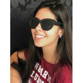 46ac78edd1ec1 Oculos De Sol Feminino Gatinha Retro - Óculos no Mercado Livre Brasil