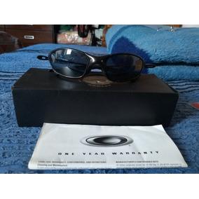 0c1260cd504d5 Oakley Juliet Carbon Black Iridium De Sol - Óculos no Mercado Livre ...