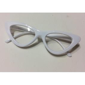 ca3fcc7652525 Oculos Gatinho De Grau Transparente - Óculos De Sol no Mercado Livre ...