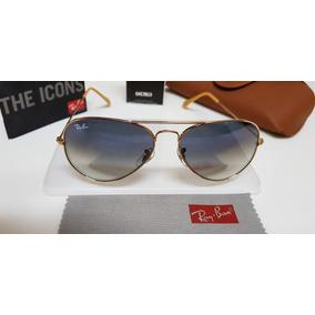 63620b672d9a6 Ray Ban 3025 Azul Degrade De Sol - Óculos no Mercado Livre Brasil