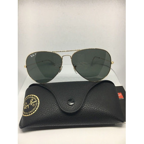 b715edbbd39a3 Ray Ban Rb3325 Dourado Com Lentes Em Cristal Zafira G15 Novo - Óculos no  Mercado Livre Brasil