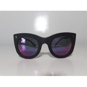 f21707f9ad4fa Oculo Sol Illesteva Espelhado Rosa - Óculos no Mercado Livre Brasil