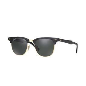 66dbbe2d46da9 Oculos Ray Ban Clubmaster Cinza - Óculos no Mercado Livre Brasil