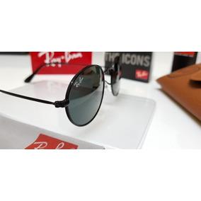e8096926c85f3 Ray Ban Oval Flat Lenses De Sol Round - Óculos no Mercado Livre Brasil