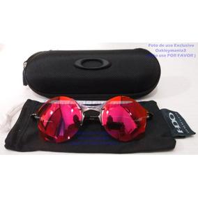 c2fc37cb790e8 Oculos Prata Espelhado Redondo Oakley - Óculos no Mercado Livre Brasil