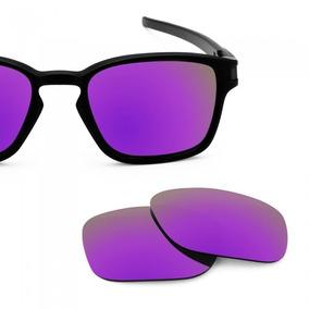 0ed70a598a Lente Hotlentes Polarizada P  Latch Squared Violet + Brindes