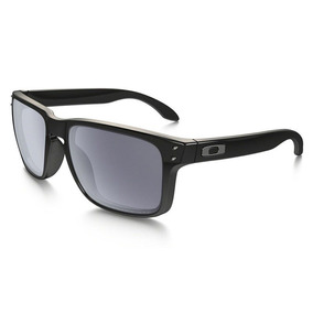 df8b1d7d7 Borracha Haste Polished Black Oakley Holbrook - Óculos no Mercado ...
