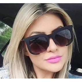 d62bdcd6b Óculos De Sol Estiloso Modelo Novo Feminino Lançamento Lindo