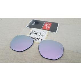 9395b1f197 Oculos Rayban Hexagonal Tamanho 54 - Óculos no Mercado Livre Brasil
