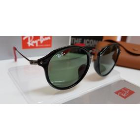 749b9b50d Oculos De Sol Ferrari Com Ray Ban Round - Óculos no Mercado Livre Brasil