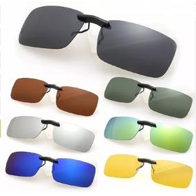 ec89bfe16544e Óculos De Sol Clip On Para Grau Muda De Cor Fotocromático - Óculos ...