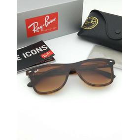 b6d3dd61abe03 Ray Ban Wayfarer Lente Espelhada - Óculos no Mercado Livre Brasil