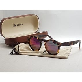 a255117908d2f Oculos Illesteva Madre Perola - Óculos De Sol Com lente polarizada ...