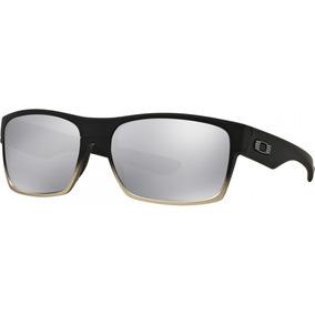 cabacb07dfc4e Óculos Masculino De Sol Oakley Twoface 9189-30 Acetato