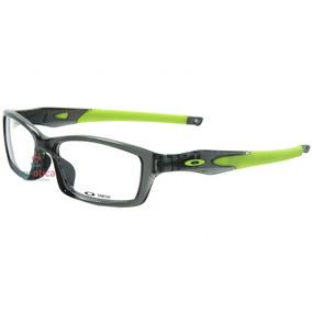 203b8ce9b5a05 Lente Oakley Crosslink Switch De Grau - Óculos no Mercado Livre Brasil