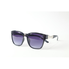 994fa76ffd6eb Oculos De Sol Feminino Quadrado Preto Original 400 Uv